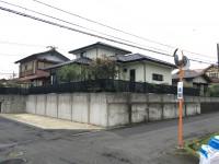 A様邸外壁塗装工事(茨城県内)